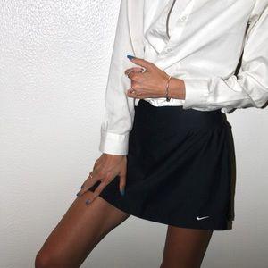 Nike tennis skirt (navy)